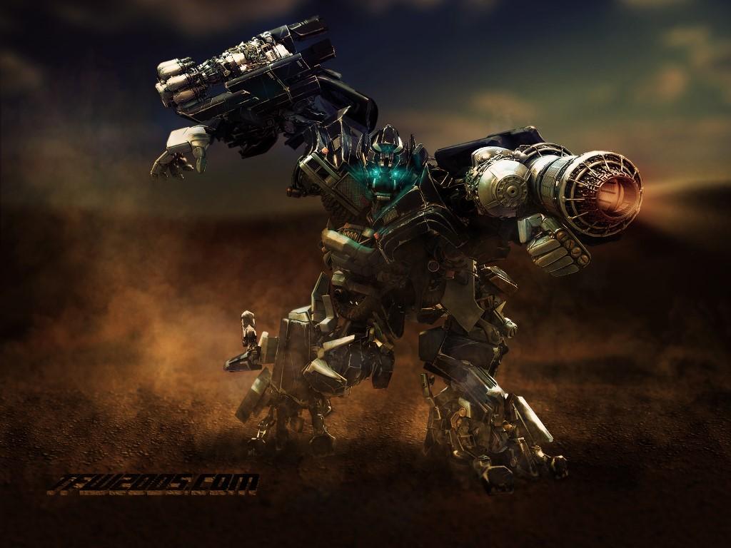 Movies Wallpaper: Transformers - Iron Hide