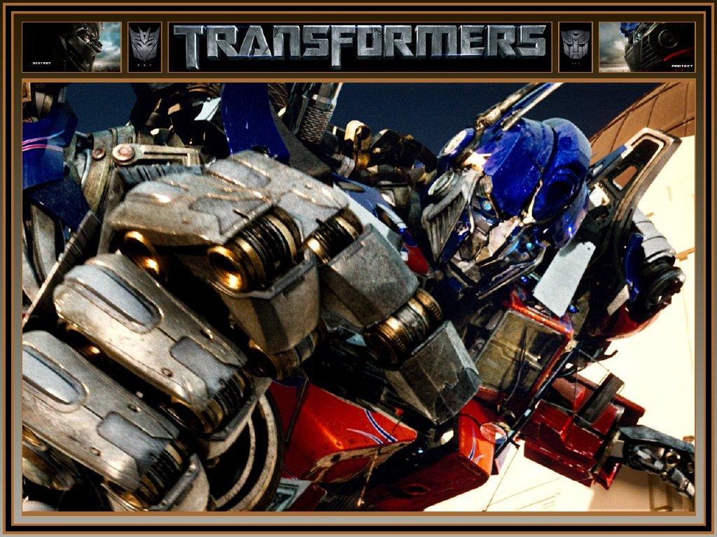 Movies Wallpaper: Transformers - Optimus