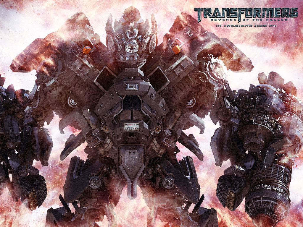 Movies Wallpaper: Transformers - Revenge of the Fallen (Ironhide)