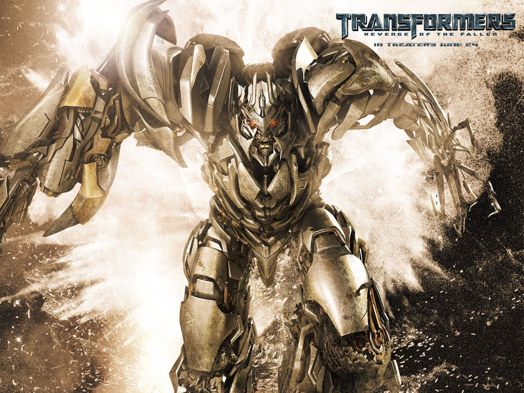 Movies Wallpaper: Transformers - Revenge of the Fallen (Megatron)