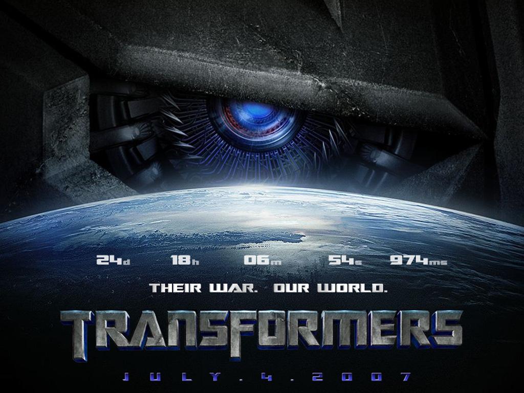 Movies Wallpaper: Transformers