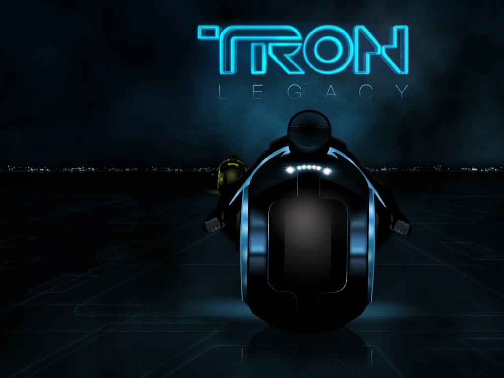 Movies Wallpaper: Tron Legacy