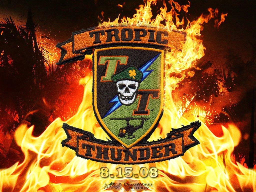 Movies Wallpaper: Tropic Thunder