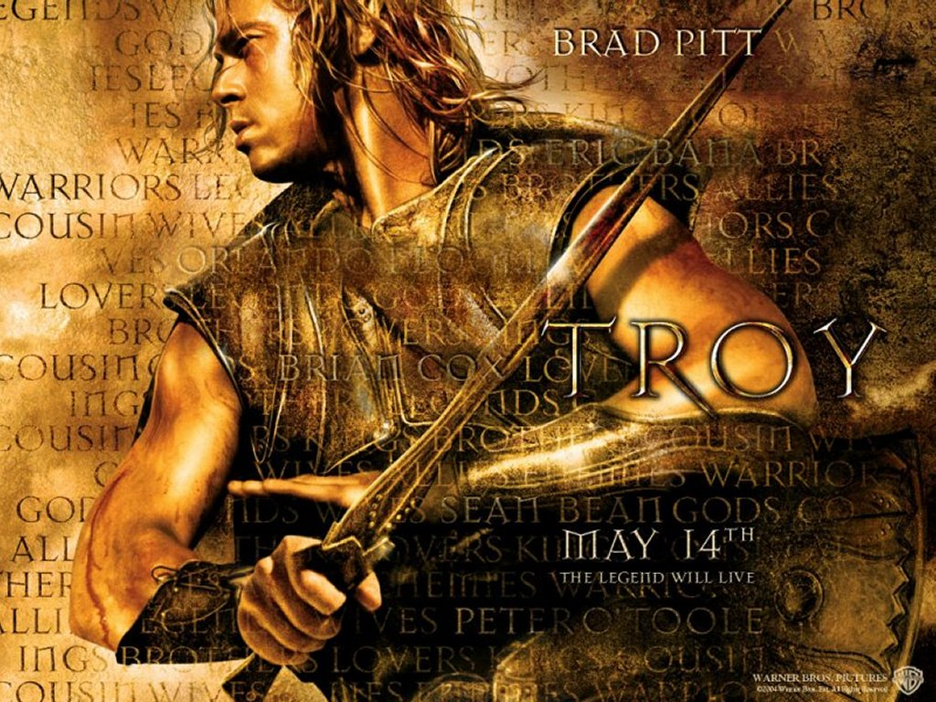 Movies Wallpaper: Troy