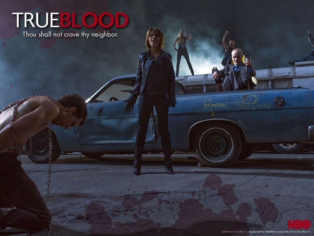 Movies Wallpaper: True Blood