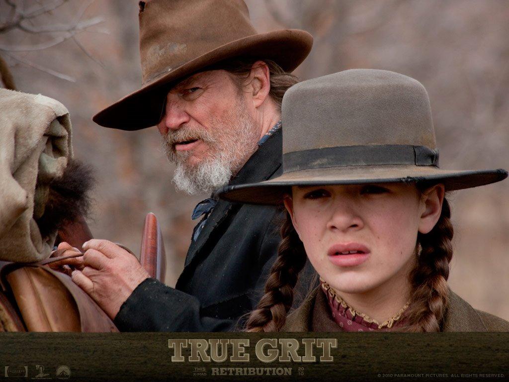 Movies Wallpaper: True Grit