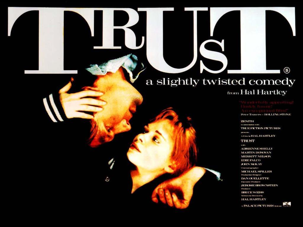 Movies Wallpaper: Trust
