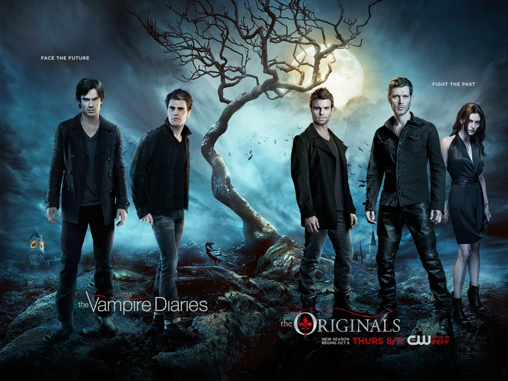Movies Wallpaper: The Vampire Diaries and The Originals