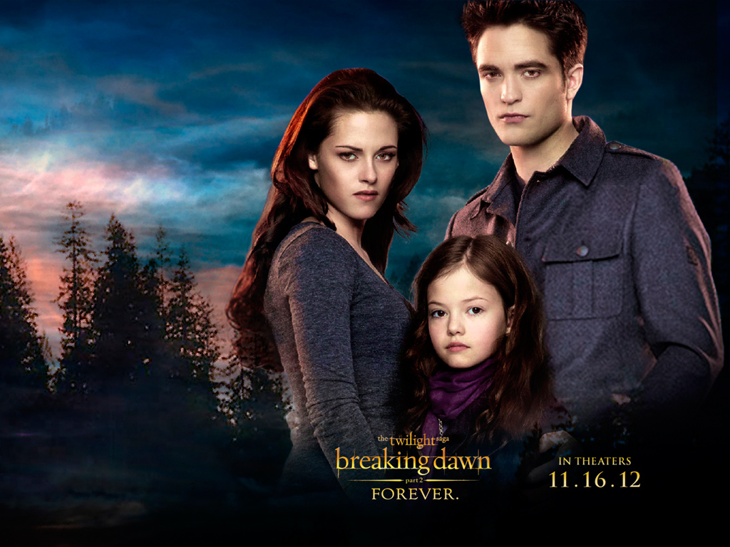 Movies Wallpaper: Twilight - Breaking Dawn Part 2