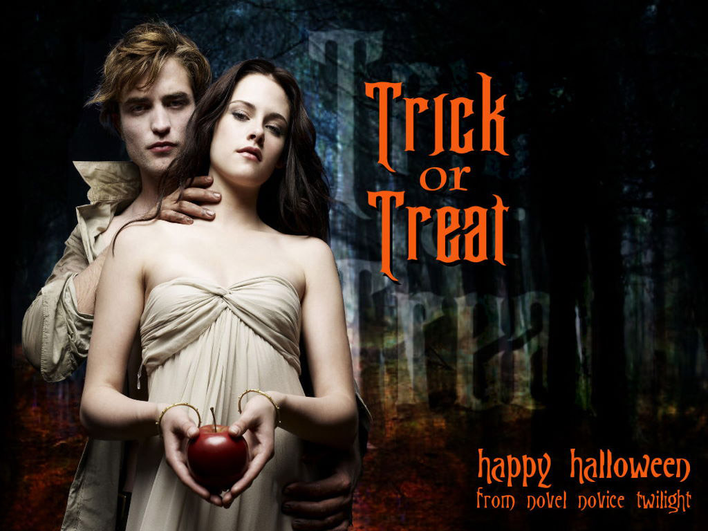 Movies Wallpaper: Twilight - Halloween