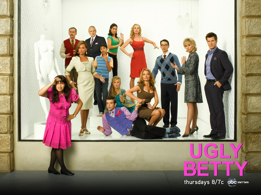 Movies Wallpaper: Ugly Betty