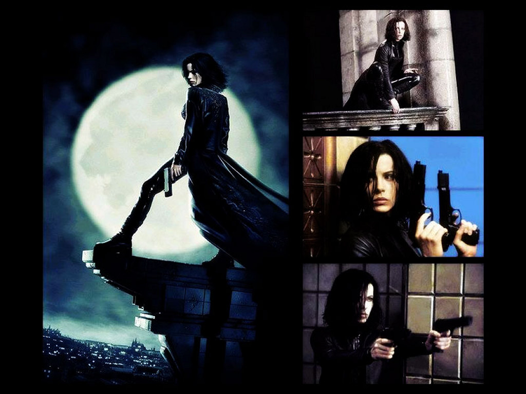 Movies Wallpaper: Underworld - Selene