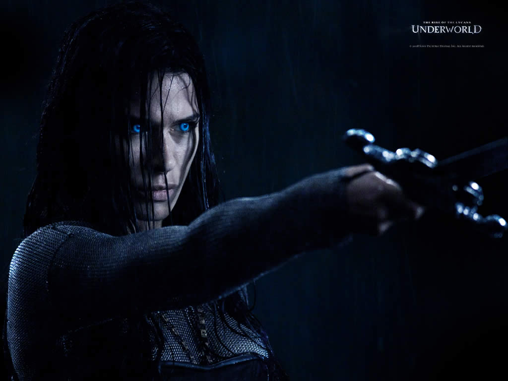 Movies Wallpaper: Underworld - The Rise of the Lycans