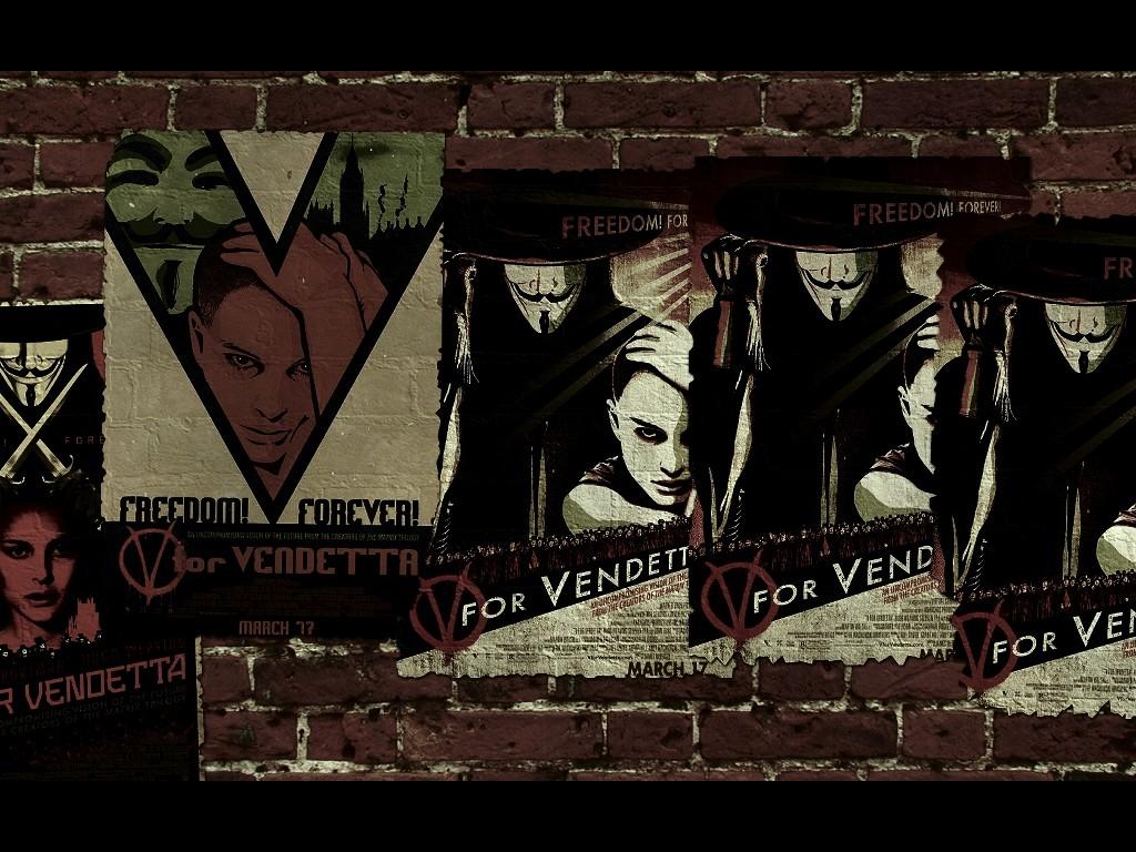 Movies Wallpaper: V for Vendetta