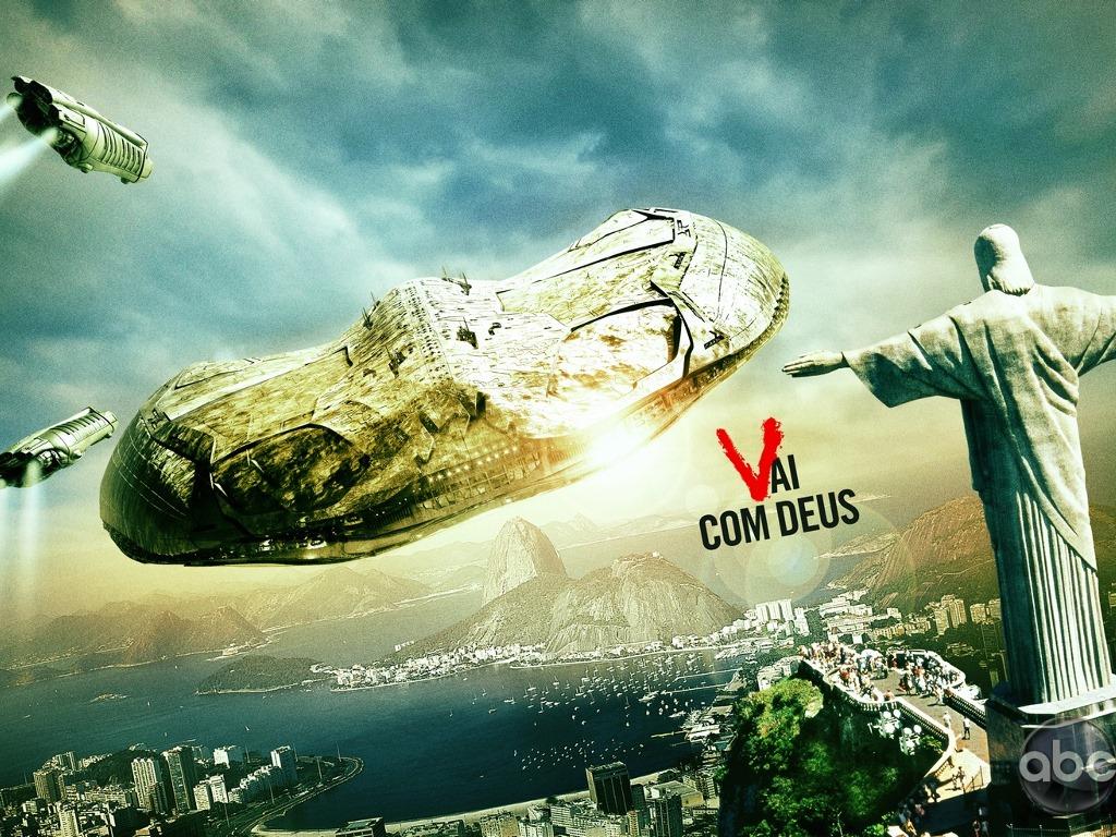 Movies Wallpaper: V - Rio de Janeiro