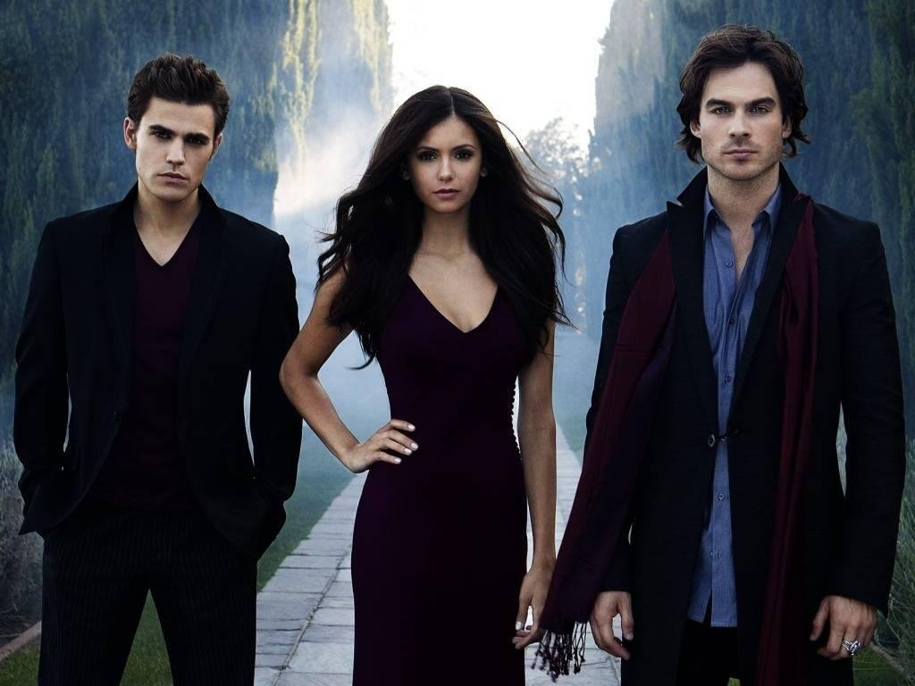 Movies Wallpaper: The Vampire Diaries