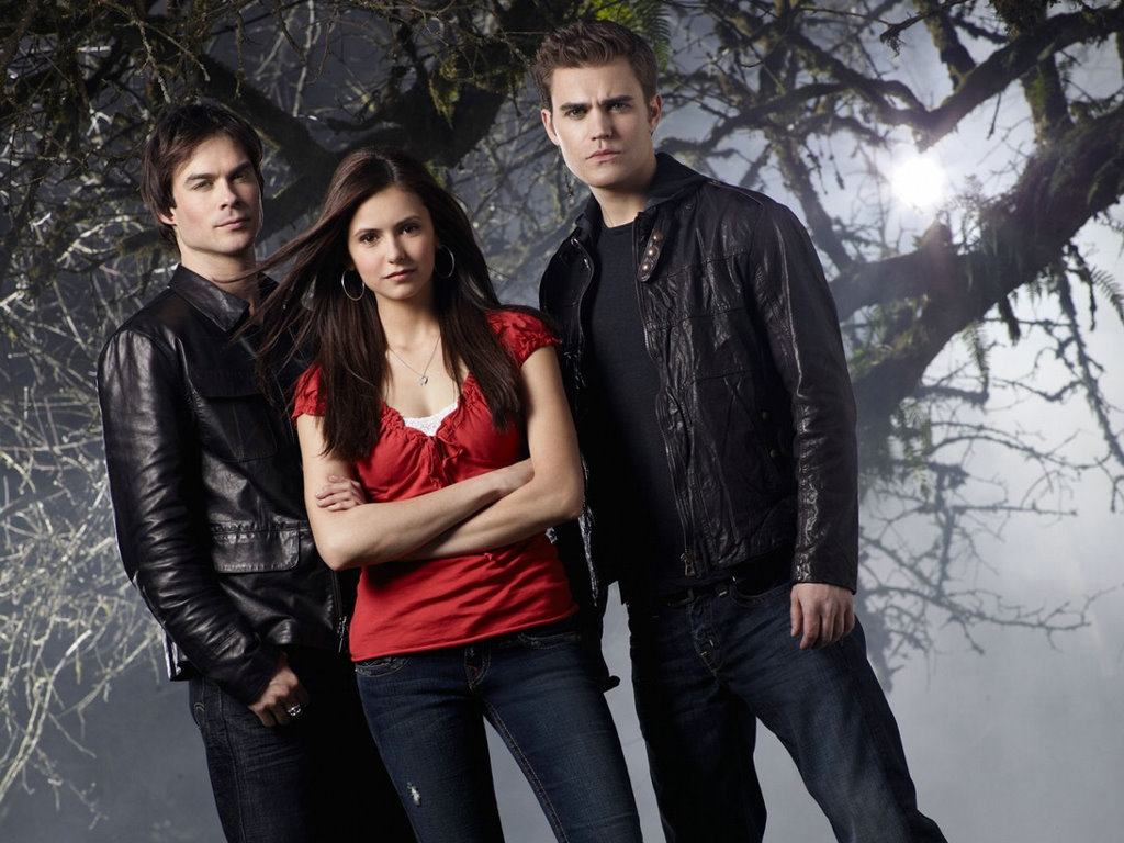 Movies Wallpaper: The Vampire Diaries