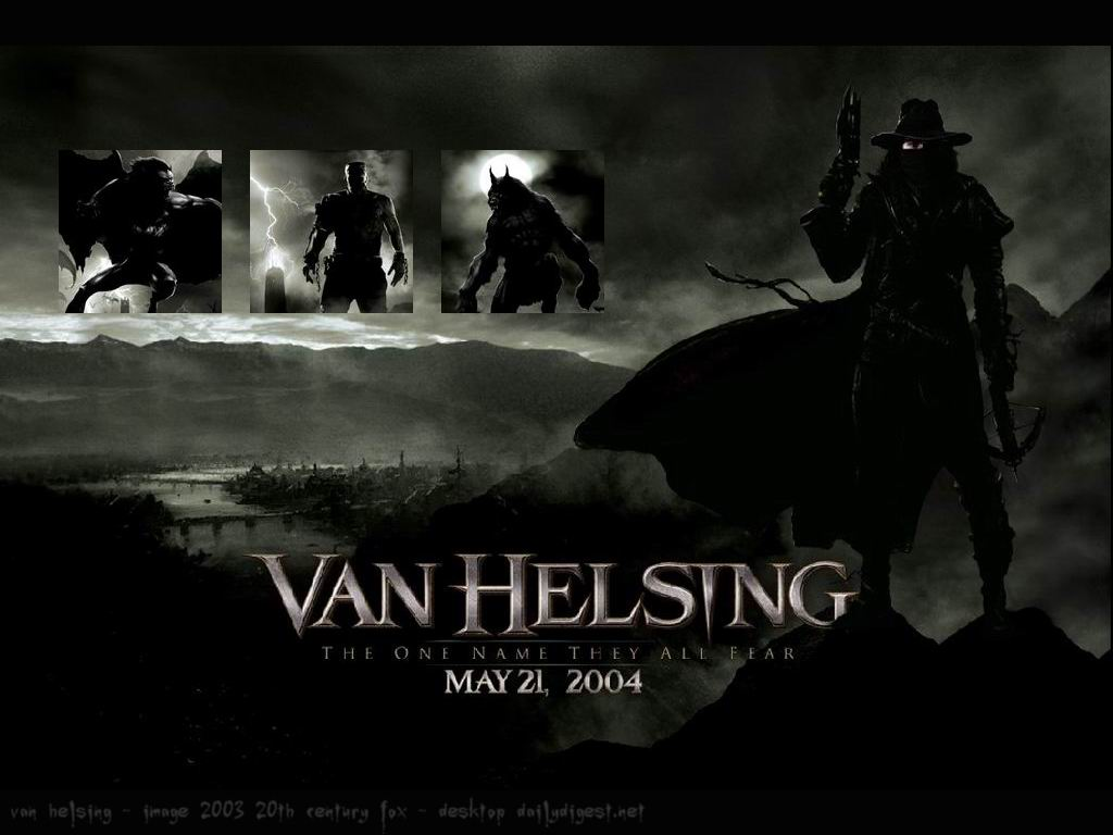 Movies Wallpaper: Van Helsing