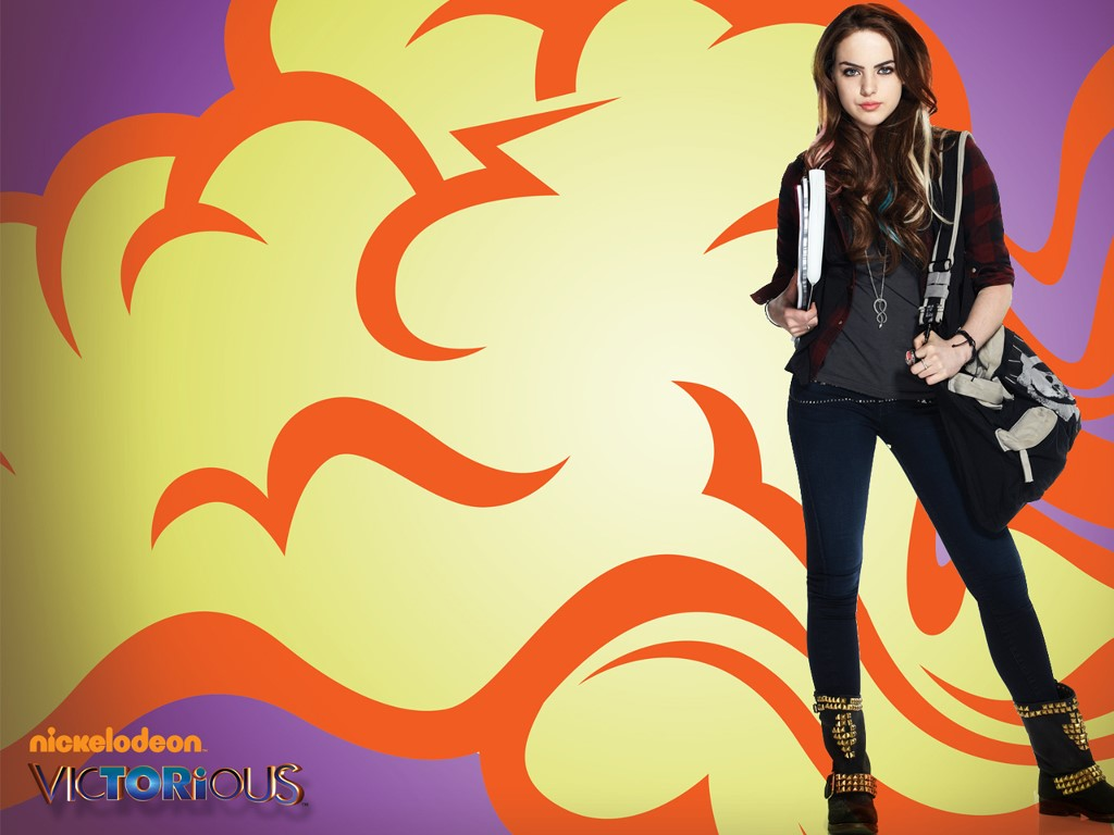 Movies Wallpaper: Victorious - Jade West