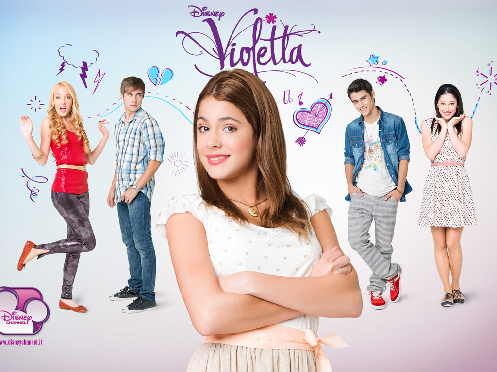 Movies Wallpaper: Violetta