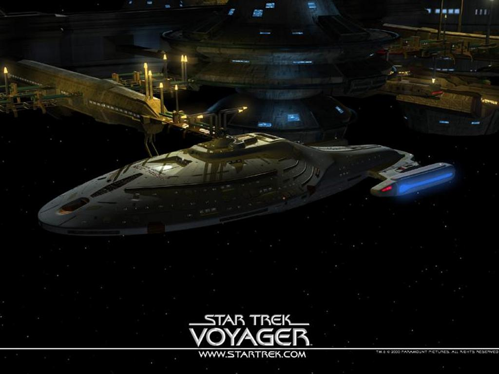 Movies Wallpaper: Voyager