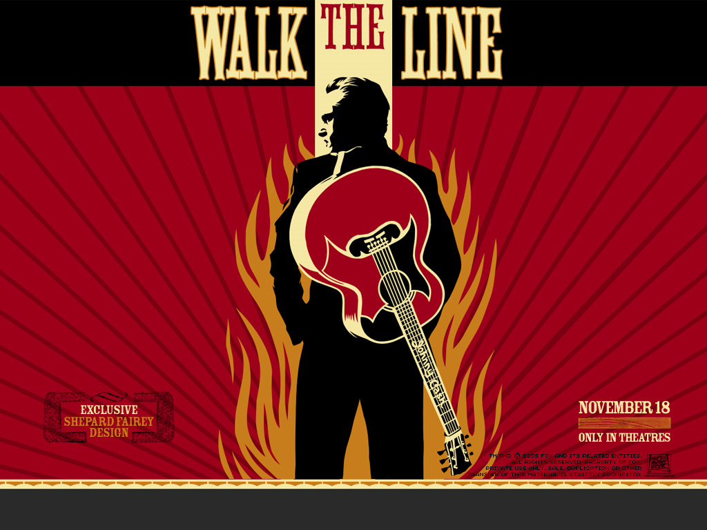 Movies Wallpaper: Walk the Line