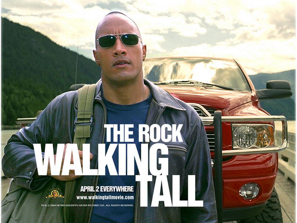 Movies Wallpaper: Walking Tall