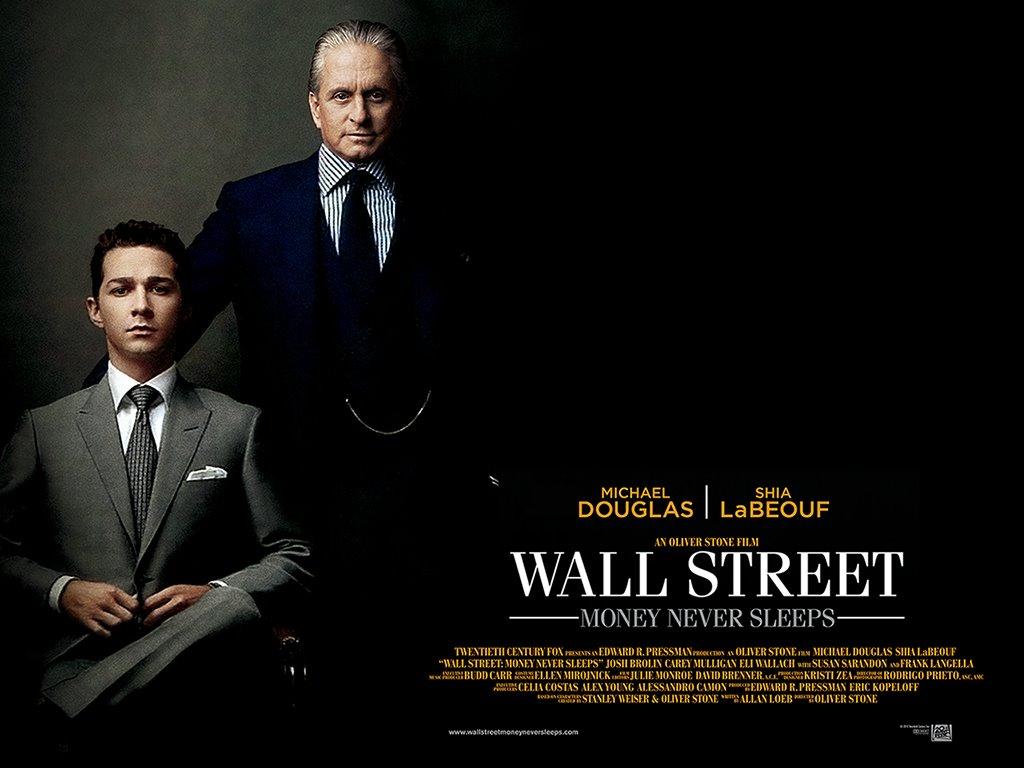 Movies Wallpaper: Wall Street - Money Never Sleeps
