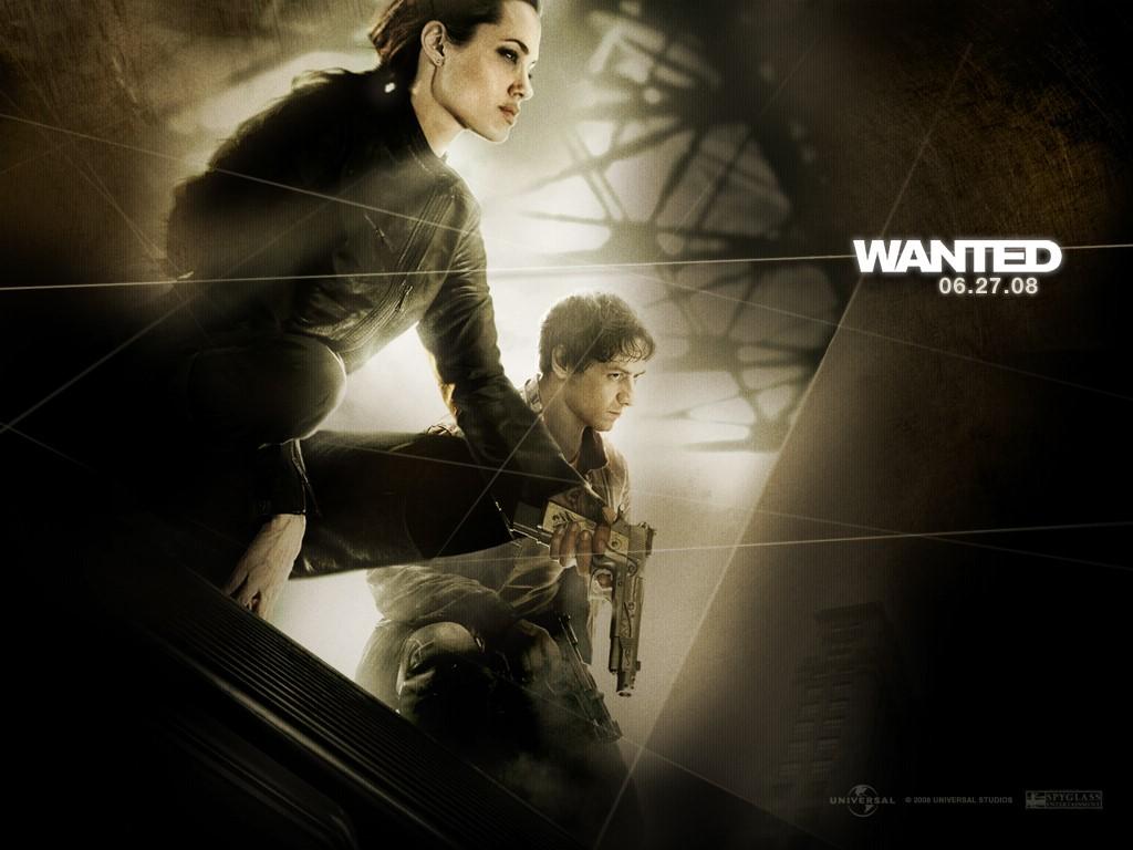 Movies Wallpaper: Wanted