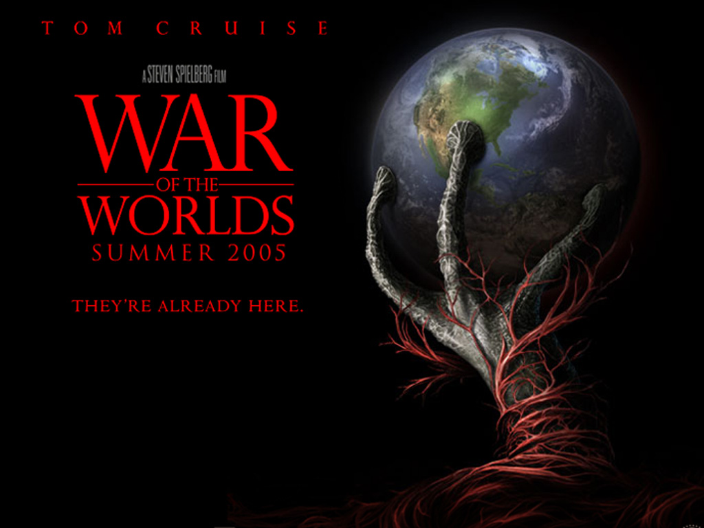 Movies Wallpaper: War of the Worlds