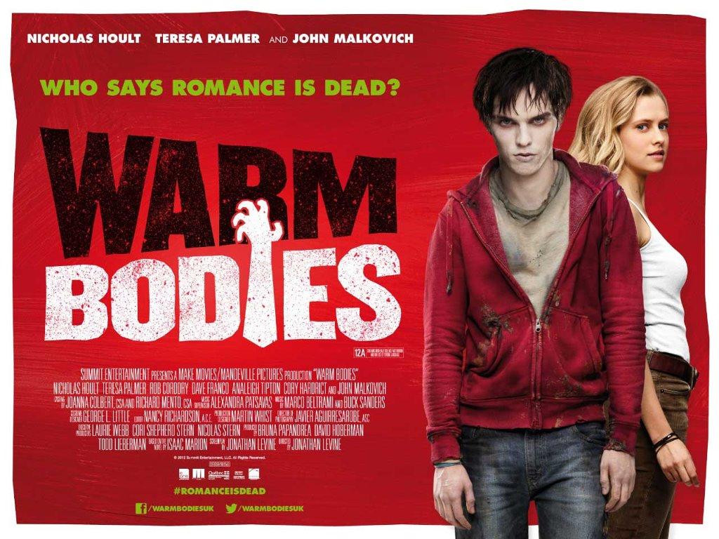 Movies Wallpaper: Warm Bodies