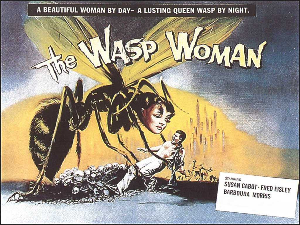Movies Wallpaper: The Wasp Woman