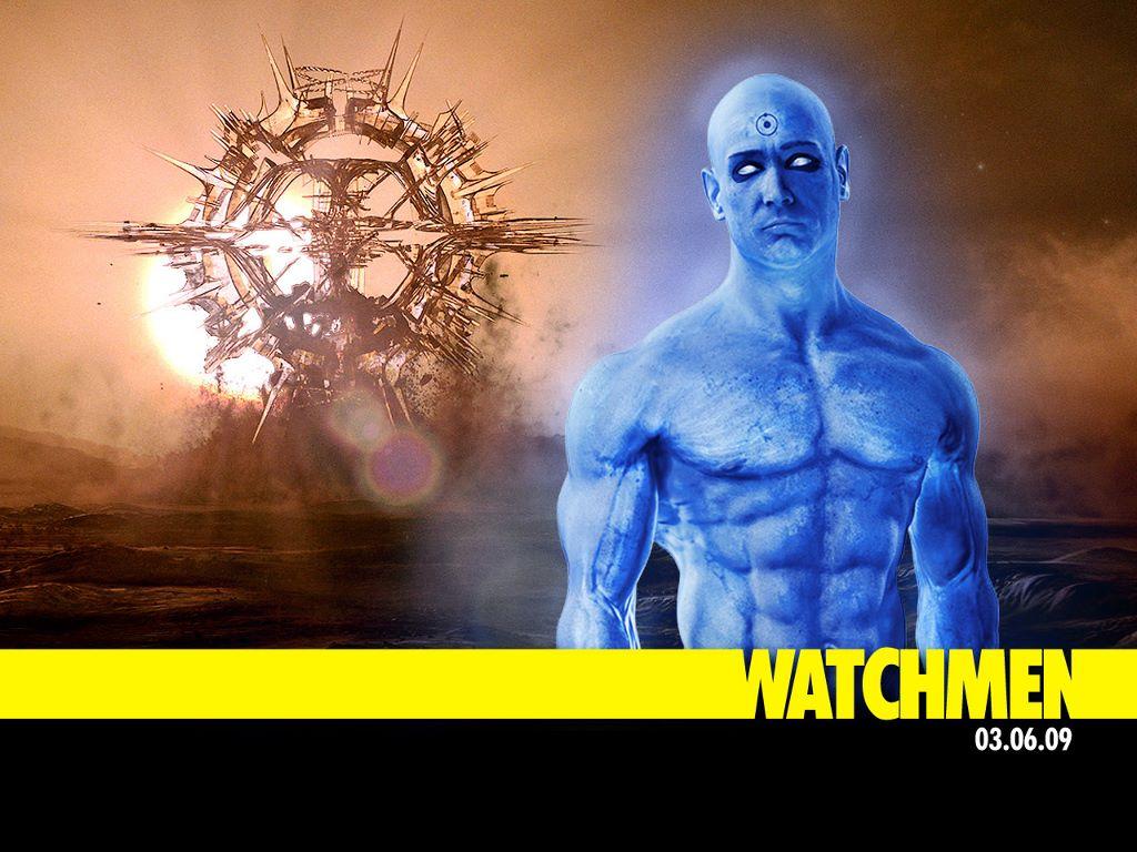 Movies Wallpaper: Watchmen - Dr. Manhattan