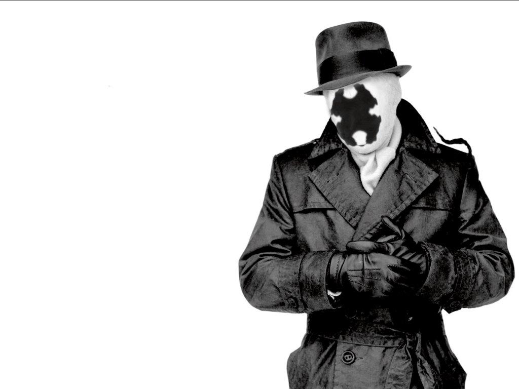 Movies Wallpaper: Watchmen - Rorschach