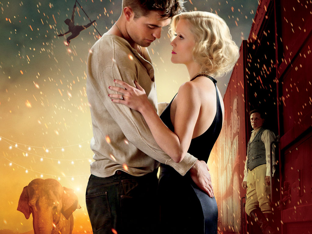 Movies Wallpaper: Water for Elephants