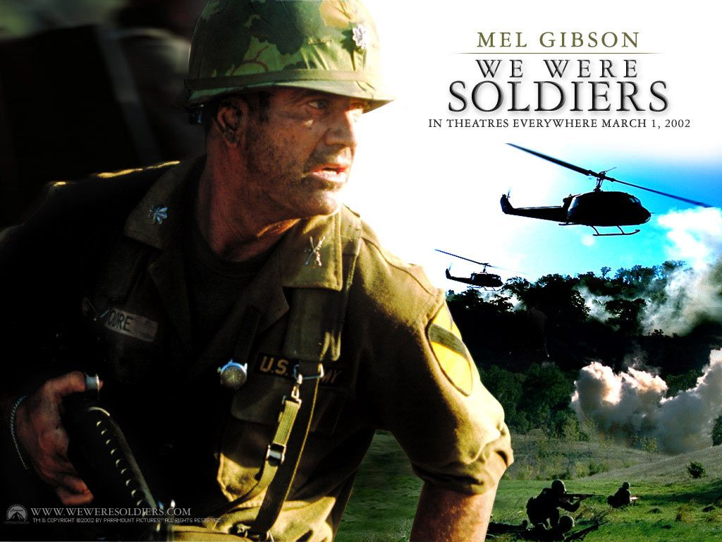 Movies Wallpaper: We Were Soldiers