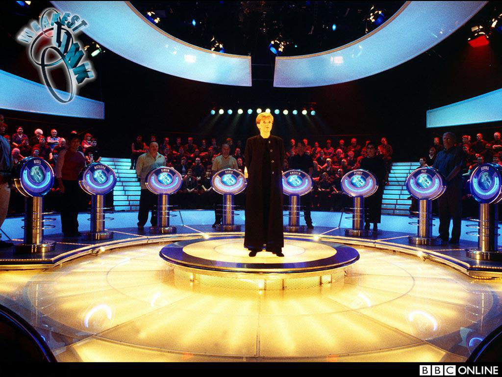 Movies Wallpaper: Weakest Link