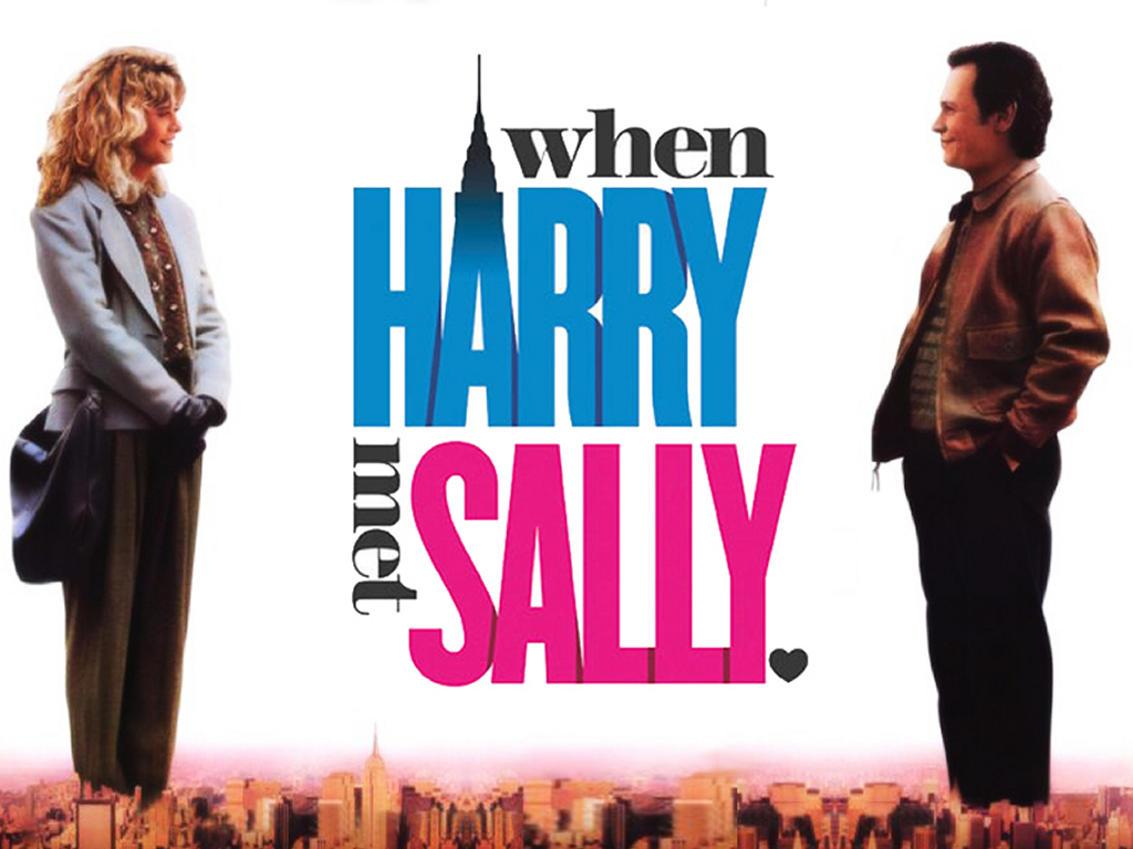 Movies Wallpaper: When Harry Met Sally