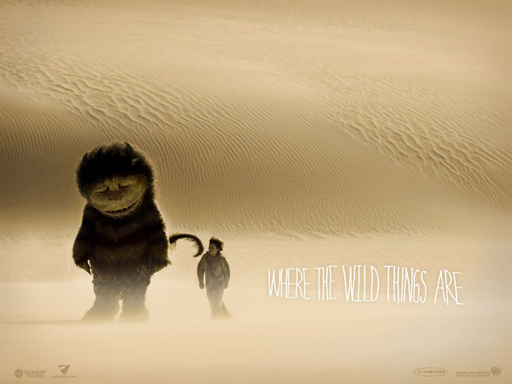 Movies Wallpaper: Where the Wild Things Are