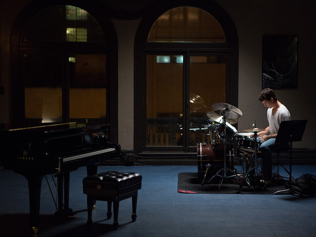 Movies Wallpaper: Whiplash