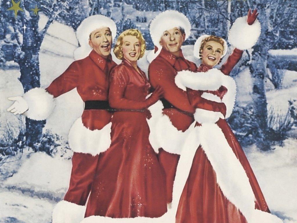 Movies Wallpaper: White Christmas