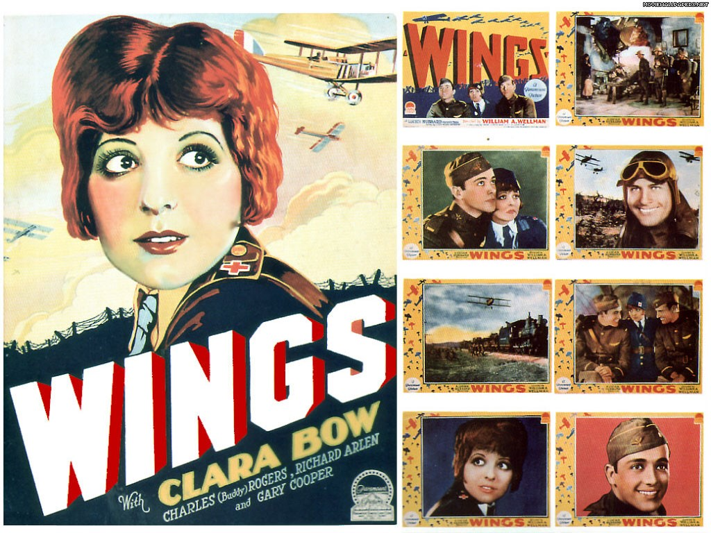 Movies Wallpaper: Wings