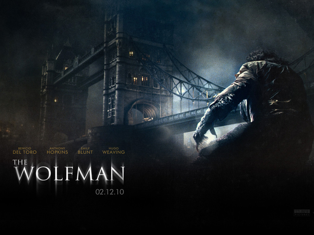Movies Wallpaper: The Wolfman (2010)