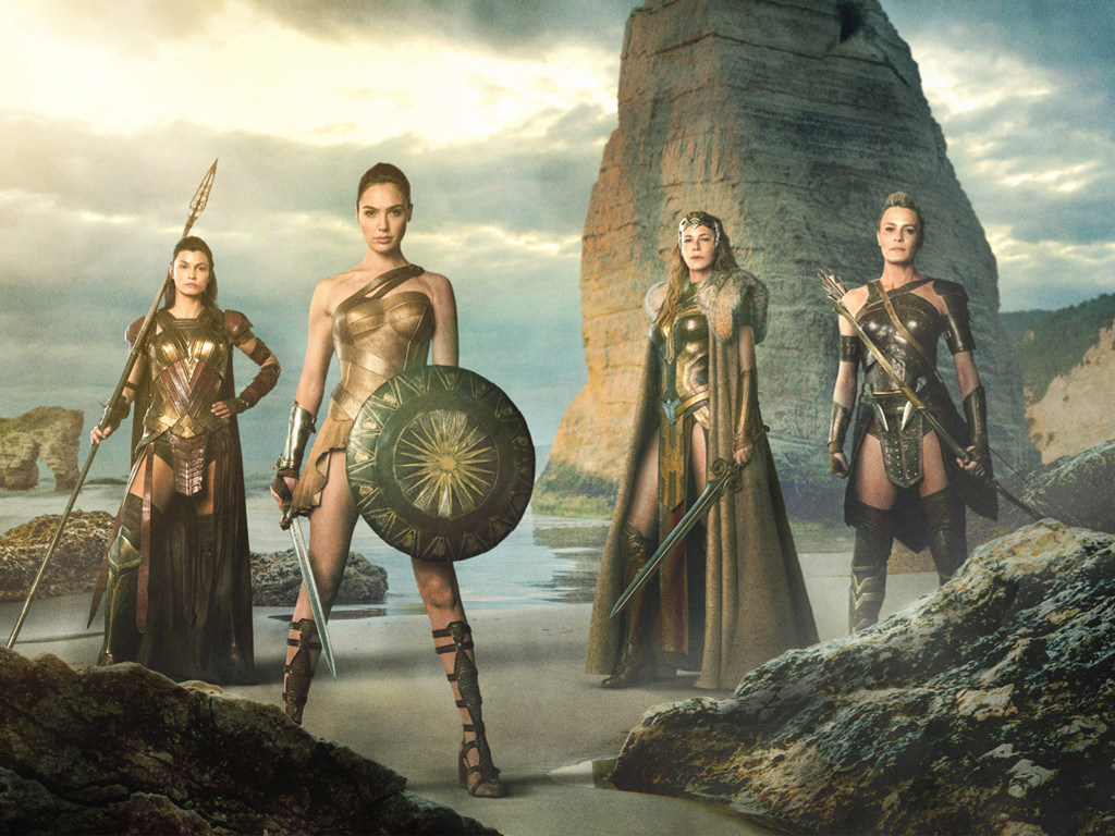 Movies Wallpaper: Wonder Woman