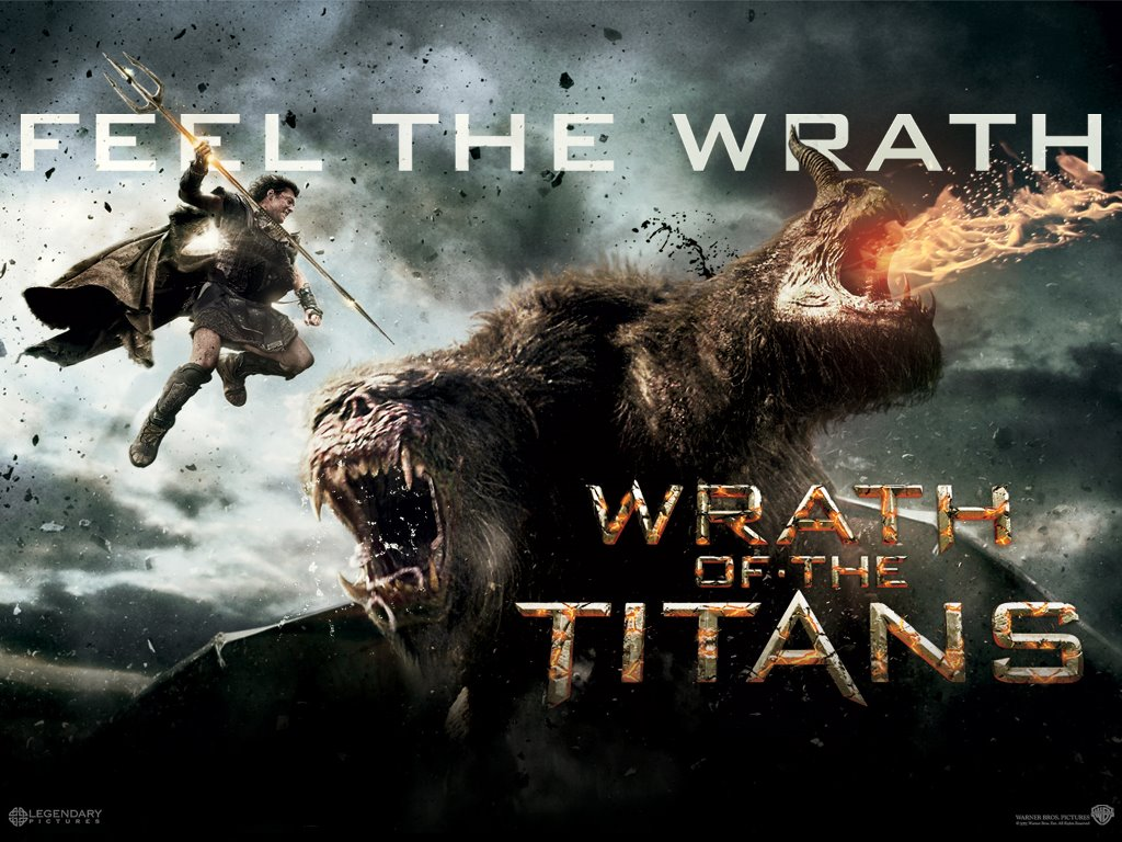 Movies Wallpaper: Wrath of the Titans