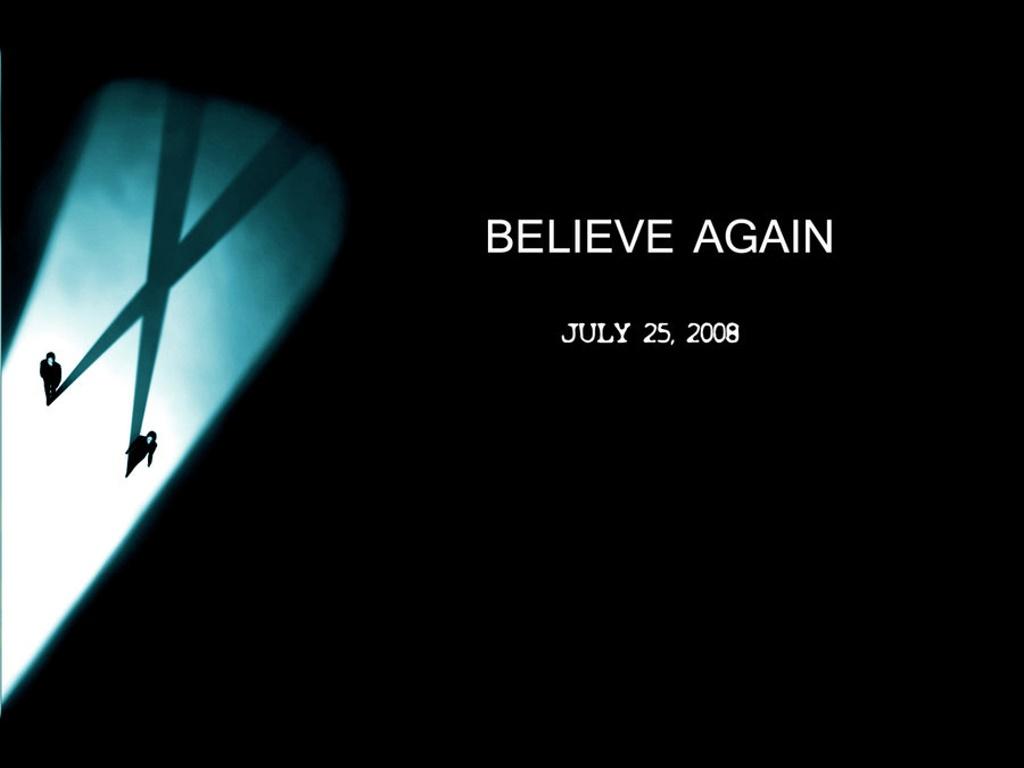 Movies Wallpaper: X-Files 2