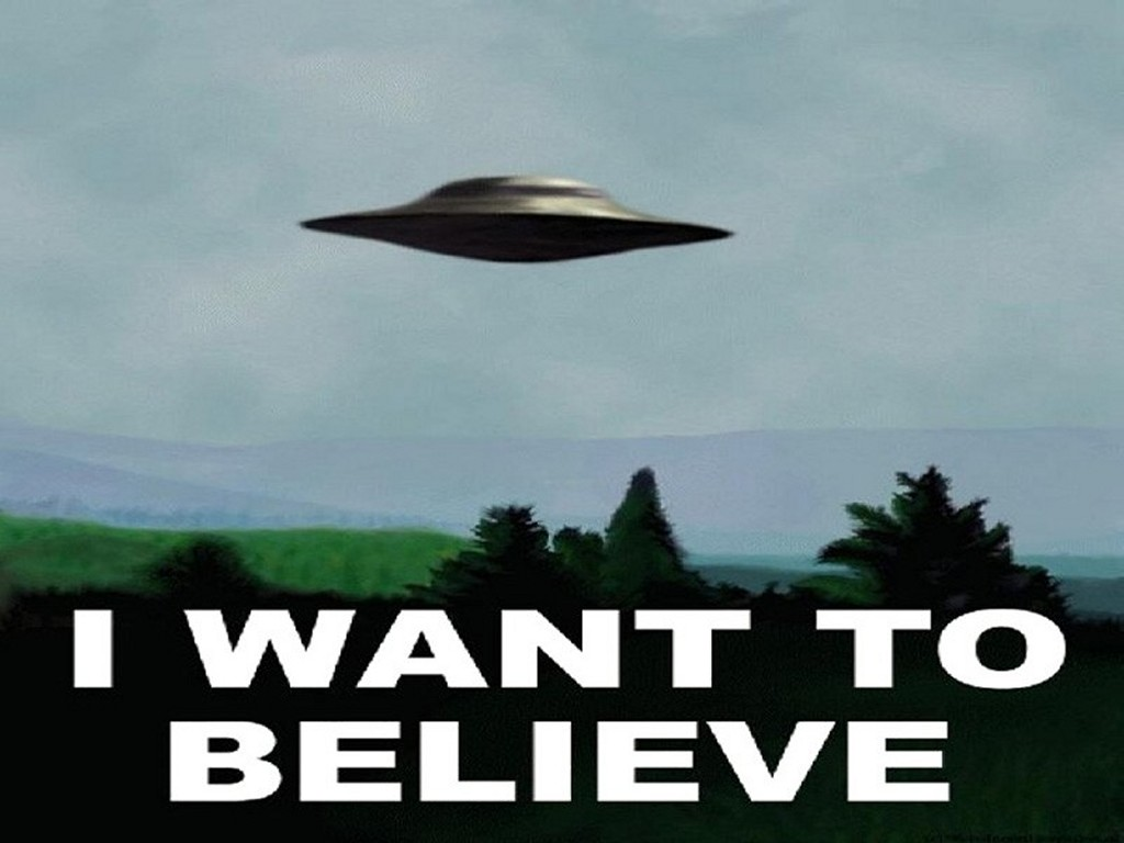 Movies Wallpaper: X-Files - I Want to Believe