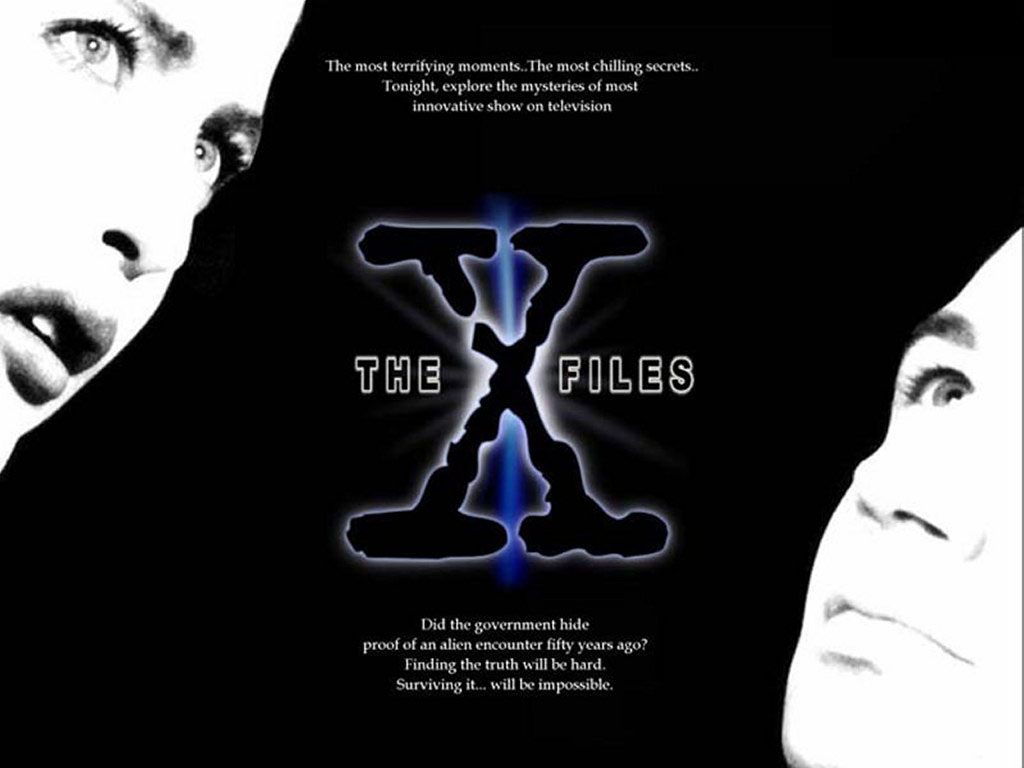 Movies Wallpaper: X-Files