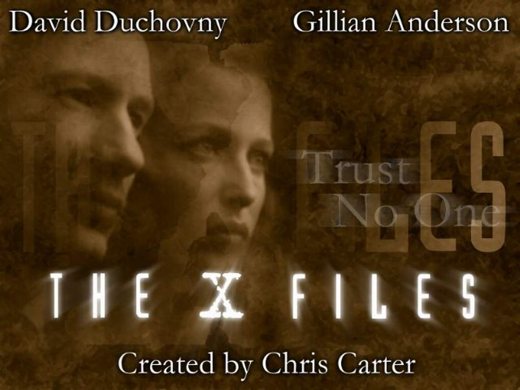 Movies Wallpaper: X-Files