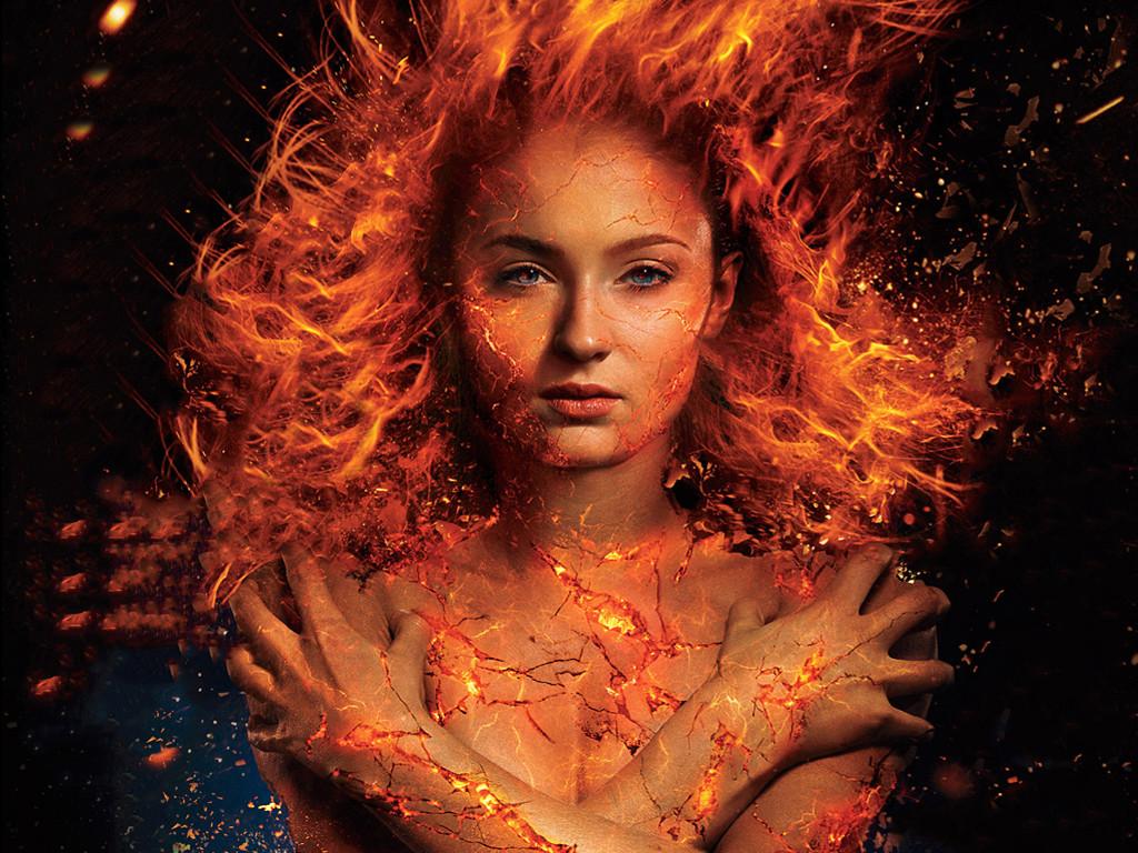 Movies Wallpaper: X-Men - Dark Phoenix